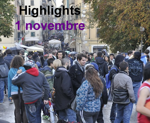 Highlights 1 novembre